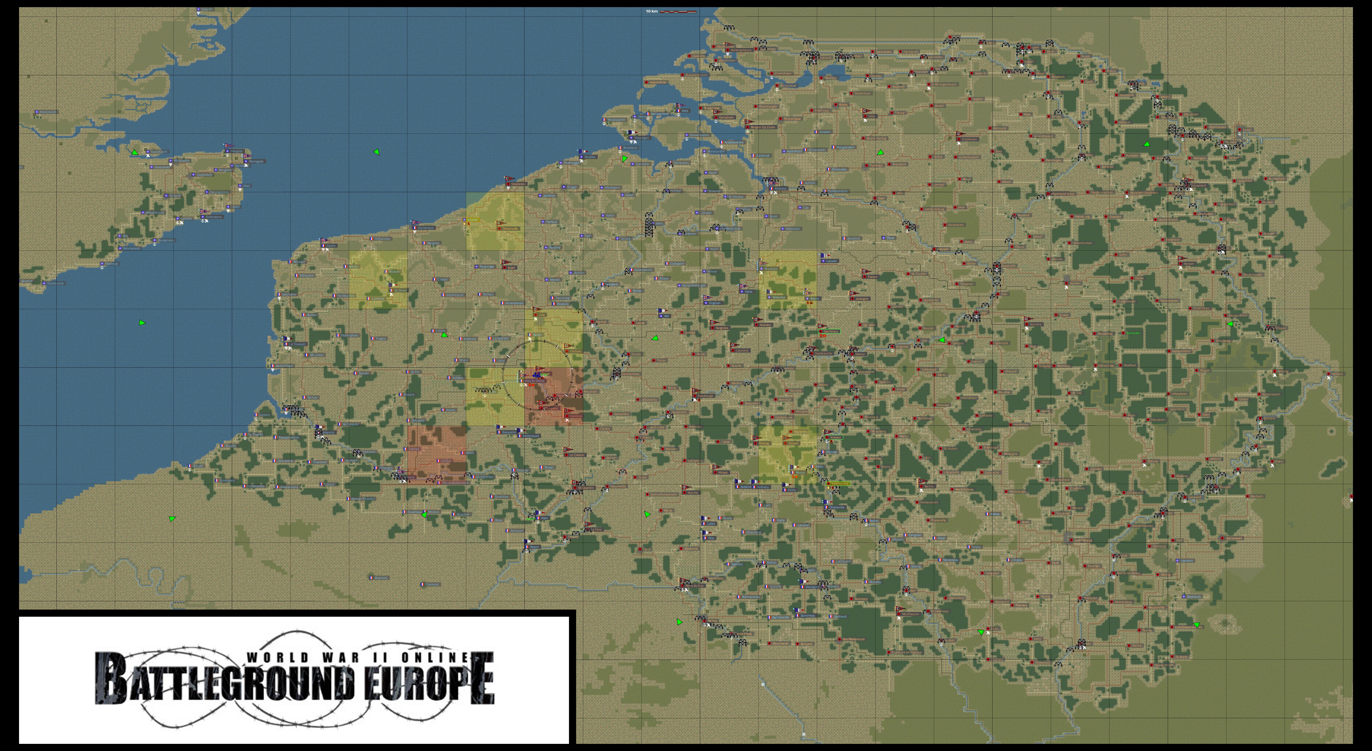 Playerunknown S Battlegrounds Maps Loot Maps Pictures: World War 2 Online Up!